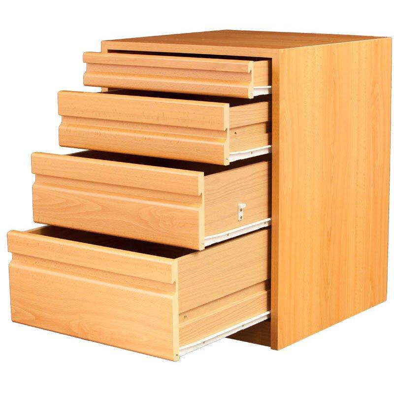 Cajones combinados de 16 y 32 cm gradenes cuesta - Cajoneras de armarios baratas ...